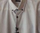 Рубашка мужская новая р-р XL