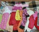 Одежда пакетом на девочку 1-2 года