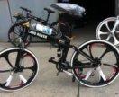Велосипед Lend Rover новый
