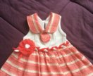 Платье с 3 месяцев