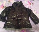 Куртка осень-весна на 2 года