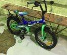 велосипед детский 👍16 радиус