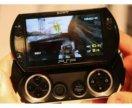 PSP GO очень редкая модель 16гб+65игр