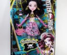 Кукла Дракулаура Монстер Хай monster high новая