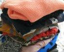 огромный пакет одежды 42-44