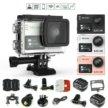 Новая экшн-камера Sjcam sj6 Lefend black+допы