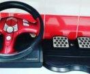 проводной руль для ПК, PS2
