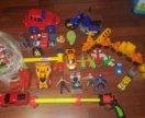 Большой пакет игрушек