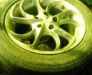 Колеса на литье, R16