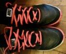 Кроссовки Nike, родные, р. 37.5 на 36