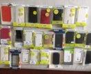 Набор из 25 новеньких чехлов для разных телефонов