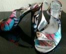 Туфли тряпочные