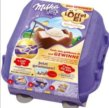 Milka яйца сливочная начинка