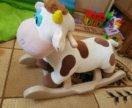 Качалка коровка Kiddieland