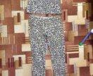 Леопардовый костюм новый