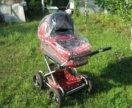 Детская коляска в хорошем состоянии с люлькой