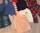 Одежда на девочку Некст и Zara 86-92