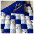 Бомбон - одеяло для мальчиков