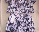 Новый костюм (блуза+юбка)