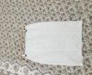 Юбка карандаш белая