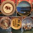 Декоративные Тарелки сувенирные фигурки