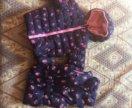 Куртка и жилетка для девочки mothercare