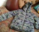Куртка осень на рост 140-148 см