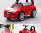 Новые каталки Mercedes-Benz