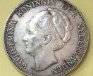 Нидерланды 1 гульден 1930г