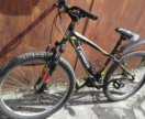 Велосипед 21 скорость алюминиевый