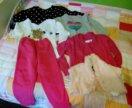 Пакет одежды на 92-98