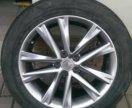 Диски на Lexus RX и резина 4шт