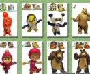 Киндер сюрприз Маша и Медведь обмен и продажа