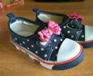 Туфельки обувь для девочки р.24