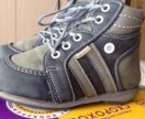 """Кожаные ботиночки """"Скороход"""""""