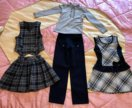 Одежда для первоклассницы -128 размер