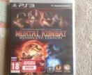 PlayStation 3 mortal kombat