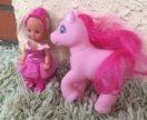 Куколка Еви с поняшкой