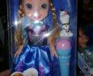Кукла с музыкальным микрофоном