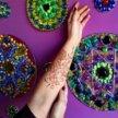Мехенди | роспись хной