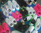Светящиеся кроссовки разные варианты
