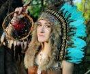 Фотосессия индейцы