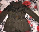 Куртка, демисезонная, размер L, в отличном состоян