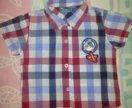 Отличная рубашка для малышей
