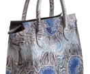 Кожаная сумка 👜 Италия 🇮🇹