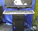Компьютер в сборе с монитором, i3-3220/4/500
