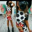 Платье 381