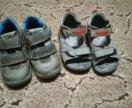 Ботиночки и сандалики Ecco 23 размер