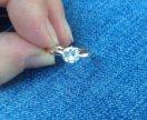 Золотое кольцо 16,5 разм