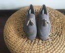 Ботинки слипоны мокасины ALDO